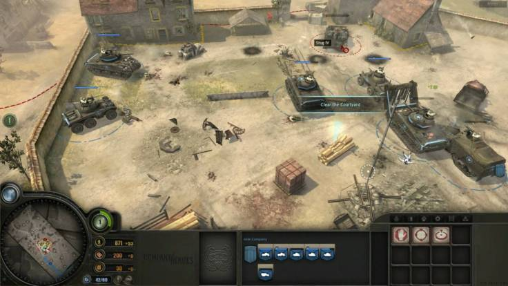 A featured image for Company of Heroes