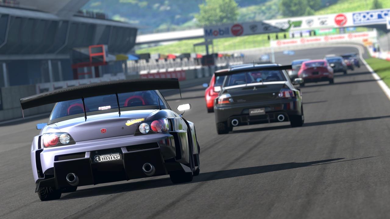 Gran Turismo header